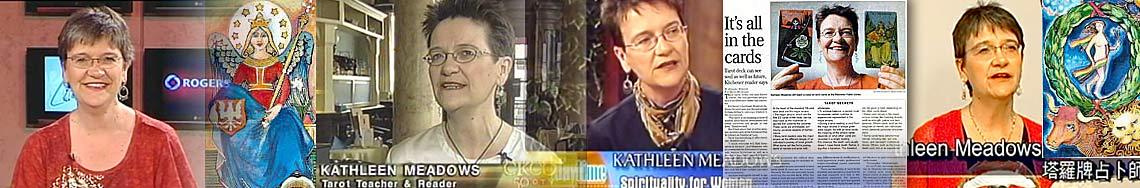 Psychic Tarot Reader Kathleen Meadows, M.A.